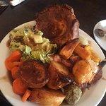 Great roast yesterday