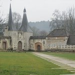 Photo of Abbey of Bec-Hellouin