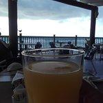 Café da manhã no Restaurante Pier 12, com vista para o mar!