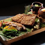 Lechon Carajay offered at our Le'Mon Restaurant