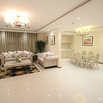 Golden Prince Suite - perfect for newly-wed couples