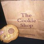 Cookie de chocolate con leche y avellanas