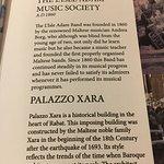 Photo de Bottegin Palazzo Xara
