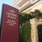 Crowne Plaza New Delhi Mayur Vihar Noida