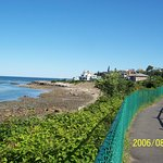 The Marginal Way in Ogunquit, Maine