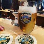 Beer at the bar :)