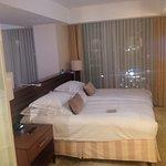 Suite 2206 bed