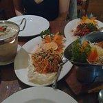 Amazing dinner!