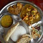 Prawn curry, so tasty
