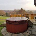 Wonderful hot tub for cold starry nights