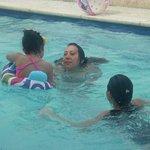 Una piscina segura y familiar para todos