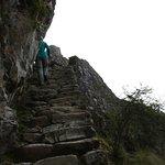 Sayacmarca Stairs