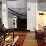 Grand Pacific Hotel Lobby