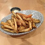 Furikake French Fries