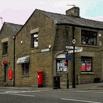 Edgworth Post Office Cafe