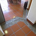 Floors in Suites...quaint