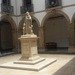pátio da antiga Santa Casa da Bahia