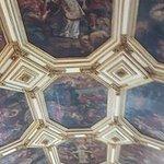 pinturas no teto
