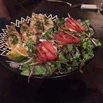 Daily fish & salad