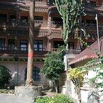 Santa Catalina Hotel in the Doramas Park