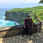 Mommy and son bonding in Bali!