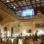 cena al Suisse Hotel Kandy