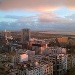 vue sur Tunis