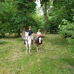 Riding at Caballos A La Par