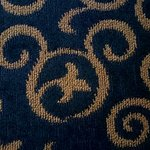 Mickey in the carpet