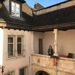 Room with Small Balcony