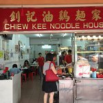 Foto de Chiew Kee Chicken Noodle House