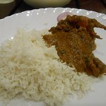 rice and crab curry