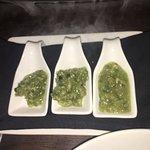 ahh, my new obsession - fresh wasabi!