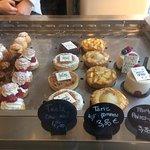 Des pâtisseries maison qui donnent envie !