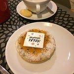 Tartelette maison aux fruits de la passion et noix de coco