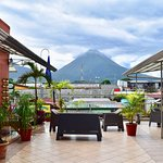 Love the views of Volcano Arenal!