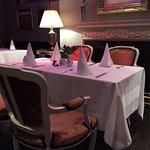 Gutenbergs Terase Restaurant Foto