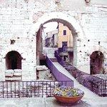 Mura di Spoleto.