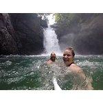 Waterfalls near Jarabachoa