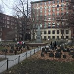 Photo of Granary Burying Ground