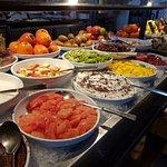 Buffet de fruits 2