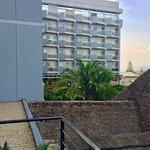 Hotel Des Mille Collines Foto
