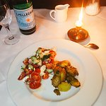Bester Salat ! ;) Tomaten, Zwiebeln, Gurke & Schafskäse