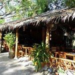 Lovely restaurant in Koh Samui