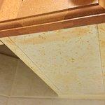 1) Under Kitchen Cupboards & Microwave Disgusting! Sep-Dec 2016