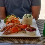 Giant Prawns - recommended