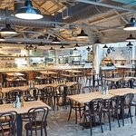 Foto de The Brewer's Dining Hall - Guinness Storehouse