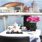 Tea on the Terrace at Tempus @ Tides