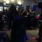 Fantastic night.belly dancer absolutely out of this world.service excellent.pauleen is a fantast