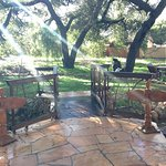 Hacienda House patio